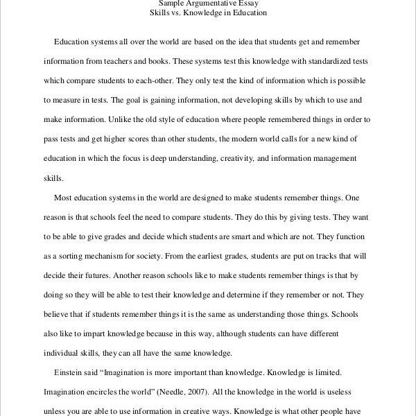 How To Write An Application Essay For High School  English Sample Essays also Barack Obama Essay Paper Sample Persuasive Essay On Education  Mistyhamel English Essays Topics