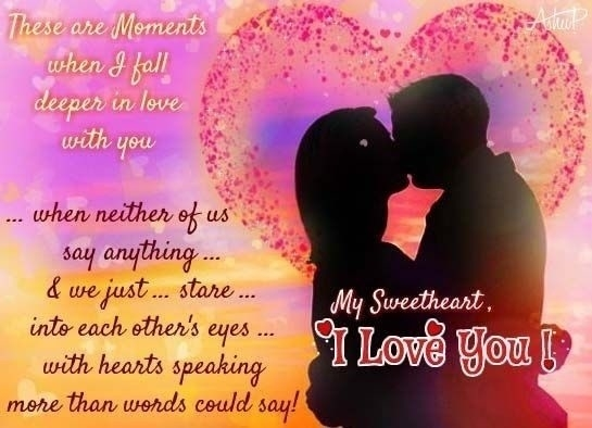 Romantic Love Cards For Husband | World Of Example in Romantic Love Cards For Husband