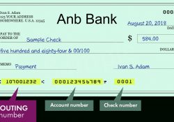 107001232 — Routing Number Of Anb Bank In Denver pertaining to Anb Bank Routing Number