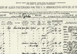 About Passenger Search - The Statue Of Liberty & Ellis Island inside Ellis Island Passenger List