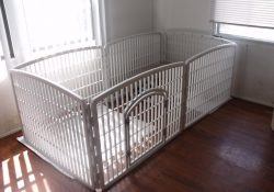 Amazing Indoor Pet Fence — New Home Design : Definition And Function inside Indoor Dog Fence Ideas