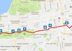 Bay To Breakers Street Closures, Reroutes On Sunday | Hoodline pertaining to Bay To Breakers Route