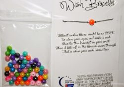 Cassi Selby: Relay For Life Wish Bracelets An Easy Diy Fundraiser with regard to Diy Fundraising Ideas