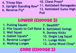 Create Your Own 15 Minute Full Body Bootcamp Workout | ! A Permanent pertaining to Boot Camp Workout Ideas