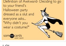 Definition Of Awkward- Deciding To Go To Your Friend's Halloween inside What Is The Definition Of Halloween