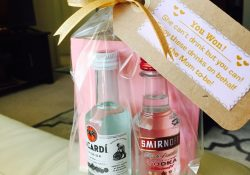Diy Baby Shower Game Favors For Men For A Co-Ed Shower! Cute Gift intended for Baby Shower Gift Bag Ideas