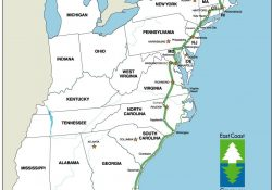 East Coast Greenway Carves 3,000-Mile Bike Path From Maine To Fla with regard to Atlantic Coast Bicycle Route