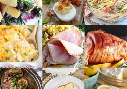 Easy Easter Dinner Meal Plan And Party Ideas - Yellow Bliss Road within Easter Meal Ideas
