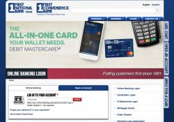 First Convenience Bank Online Banking Login And Routing Number regarding First Convenience Bank Routing Number