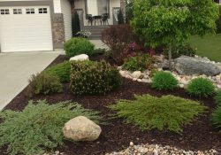 Front Yard Landscaping Ideas | Curbappeal | Pinterest | Front Yard within Front Yard Landscaping Ideas With Stones