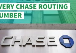 Here's Your Chase Routing Number | Gobankingrates intended for Chase Routing Number Washington State