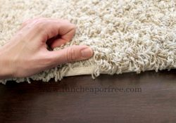 How To Make An Area Rug Out Of Remnant Carpet - Fun Cheap Or Free for Diy Carpet Binding
