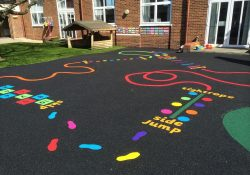 I Have Always Loved The Idea Of Rubber For Fall Zones. I Feel As pertaining to Playground Flooring Ideas