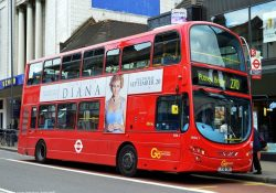 London Bus Routes | Route 270: Mitcham - Putney Bridge with regard to 270 Bus Schedule