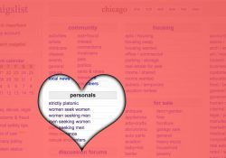 Remembering Chicago Craigslist Personals, The Wild West Of Internet within Craigs List Chicago