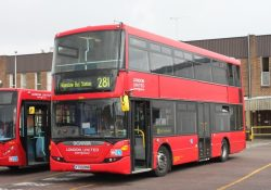 Route 281: Hounslow To Tolworth - Lawrence Living Transport with regard to 281 Bus Schedule