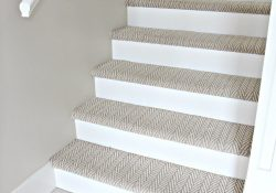 The 3 Best Not Boring Paint Colours To Brighten Up A Dark Hallway throughout Ideas For Stairs Instead Of Carpet