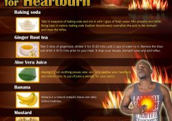 Treat Heartburn The Natural Way: Home Remedies & Prevention with Does Mustard Help With Heartburn