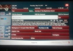 Tv Guide. Actor Names Keep Disappearing. - Page 2 - Verizon Fios for Verizon Fios Tv Schedule