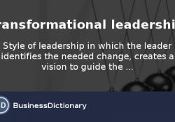 What Is Transformational Leadership? Definition And Meaning for Transformational Leadership Definition
